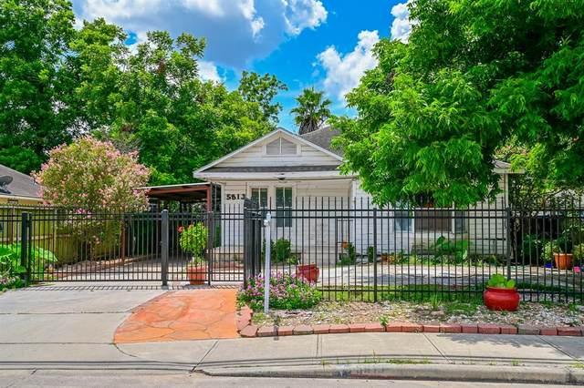 5813 Fulton Street, Houston, TX 77009 (MLS #67149336) :: All Cities USA Realty