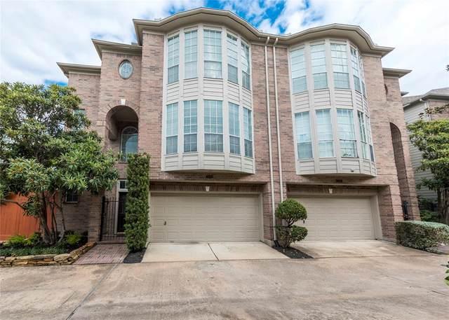 3801 Jack Street, Houston, TX 77006 (MLS #67160655) :: Lerner Realty Solutions