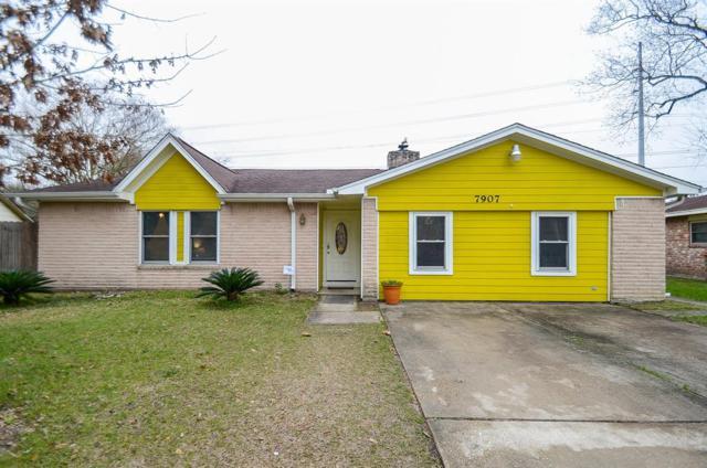 7907 Bunker Wood Lane, Houston, TX 77086 (MLS #67172587) :: Texas Home Shop Realty