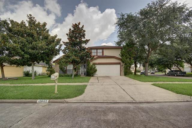 10802 Swan Glen Drive, Houston, TX 77099 (MLS #67173800) :: Michele Harmon Team