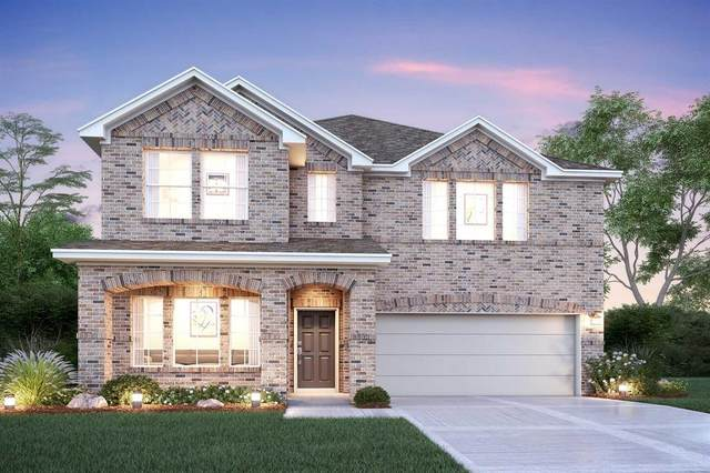 2206 Ironwood Pass Drive, Missouri City, TX 77459 (MLS #67179324) :: The Bly Team