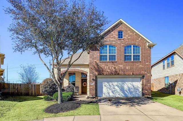 6122 Nicholas Lane, Katy, TX 77494 (MLS #67188695) :: The Queen Team
