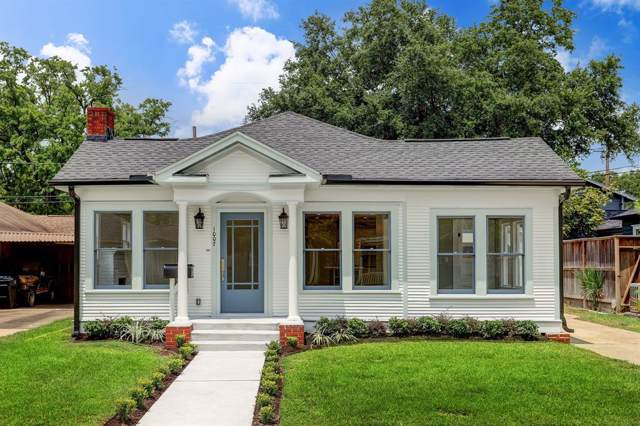 1007 W Gardner Street, Houston, TX 77009 (MLS #67217091) :: Texas Home Shop Realty