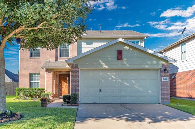 7411 Double Meadows Court, Cypress, TX 77433 (MLS #67231482) :: Texas Home Shop Realty