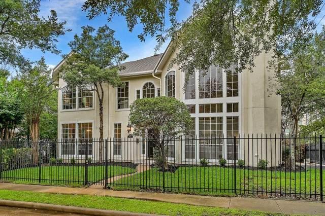 5302 Fayette Street, Houston, TX 77056 (MLS #67232275) :: Green Residential