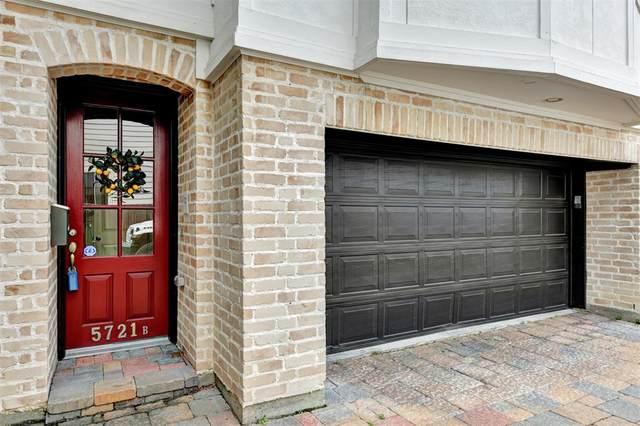 5721 Kiam Street B, Houston, TX 77007 (MLS #67244237) :: Bay Area Elite Properties