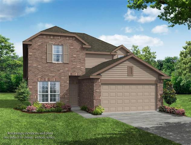 4714 Los Pines Way, Bryan, TX 77807 (MLS #67248020) :: The Parodi Team at Realty Associates