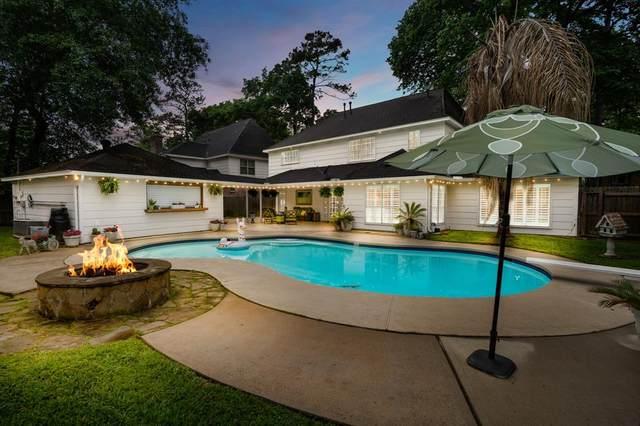 8915 Ashridge Park Drive, Spring, TX 77379 (MLS #67251237) :: Homemax Properties