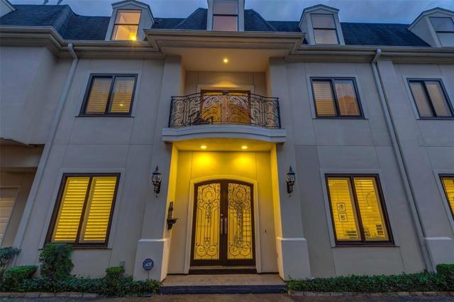 1805 Potomac Drive D, Houston, TX 77057 (MLS #67256231) :: Caskey Realty
