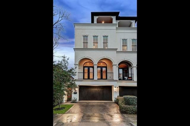 1303 W Bell Street, Houston, TX 77019 (MLS #67264004) :: CORE Realty