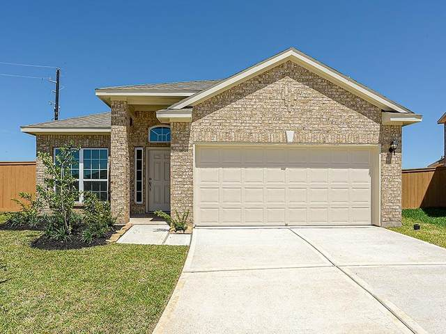 17761 Lion Heart Road, Conroe, TX 77306 (MLS #67269085) :: The Bly Team