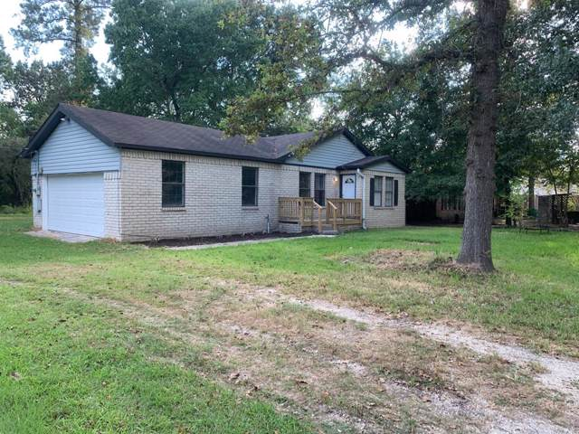 16208 Pinewood Drive, Porter, TX 77365 (MLS #6727787) :: The Home Branch