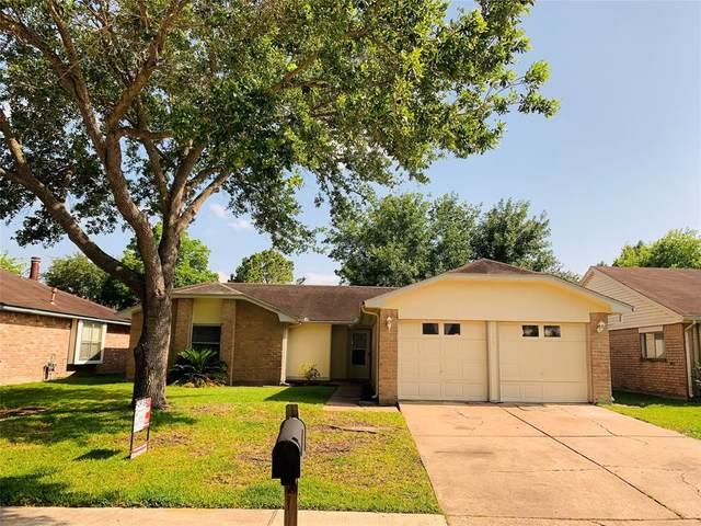 1719 Meadow Green Drive, Missouri City, TX 77489 (MLS #67280537) :: Ellison Real Estate Team