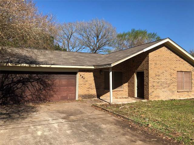 624 Alamo Street, West Columbia, TX 77486 (MLS #67286038) :: Texas Home Shop Realty