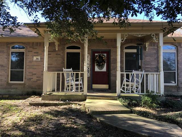 36 Ellis Drive, Hilltop Lakes, TX 77871 (MLS #67286668) :: Michele Harmon Team