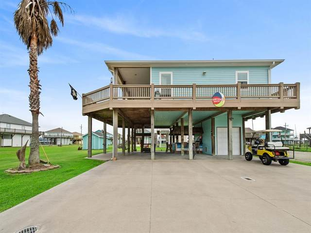 975 Seagull Ln Lane, Crystal Beach, TX 77650 (MLS #67288039) :: Christy Buck Team