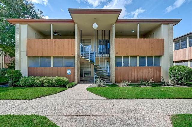 7714 Renwick Drive K113, Houston, TX 77081 (MLS #67302797) :: My BCS Home Real Estate Group