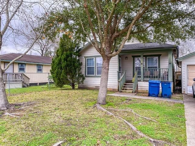 4811 35th Street, Dickinson, TX 77539 (MLS #67313626) :: The Home Branch