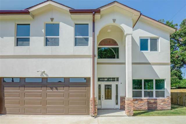 4801 Griggs Road B, Houston, TX 77021 (MLS #67334455) :: All Cities USA Realty