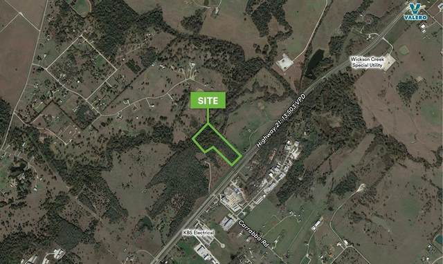 0000 Highway 21, Bryan, TX 77808 (MLS #67343783) :: All Cities USA Realty
