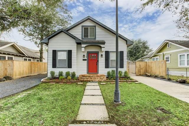 112 Munford Street, Houston, TX 77008 (MLS #67357189) :: Christy Buck Team