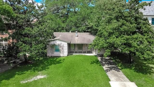 544 Wisteria Street, Bellaire, TX 77401 (MLS #67362118) :: The Heyl Group at Keller Williams