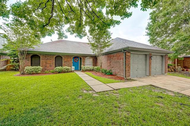 4414 Leyland Drive, Pearland, TX 77584 (MLS #67370791) :: The SOLD by George Team
