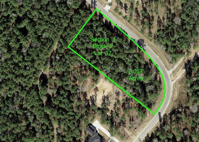 1-2-37 Dedication Trail, Huntsville, TX 77340 (MLS #67391691) :: TEXdot Realtors, Inc.