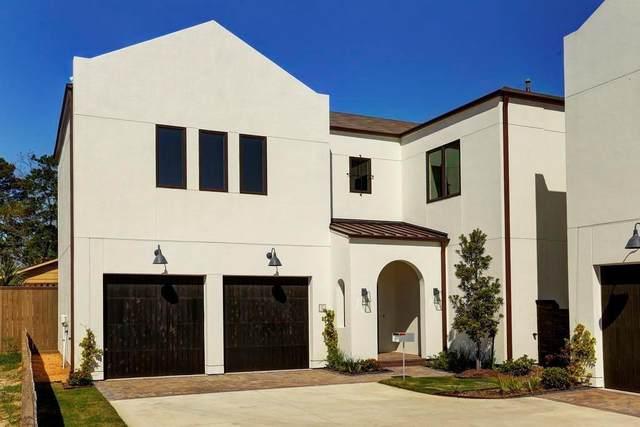 1731 Maravilla Drive, Houston, TX 77055 (MLS #67399491) :: The Heyl Group at Keller Williams