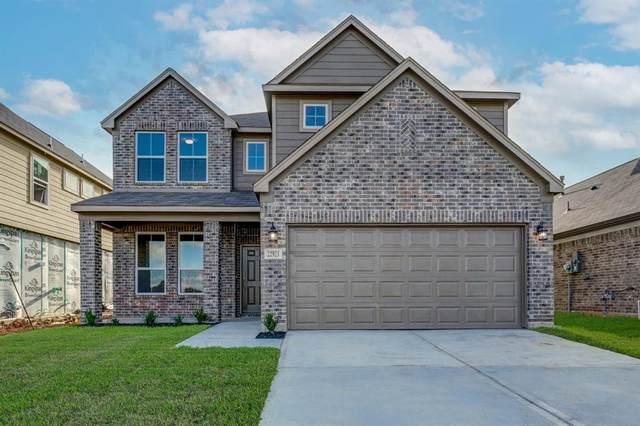 22923 White Powder Drive, Spring, TX 77373 (MLS #67406328) :: Texas Home Shop Realty