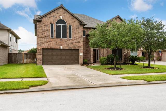 18126 Memorial Falls Drive, Tomball, TX 77375 (MLS #67407790) :: The SOLD by George Team