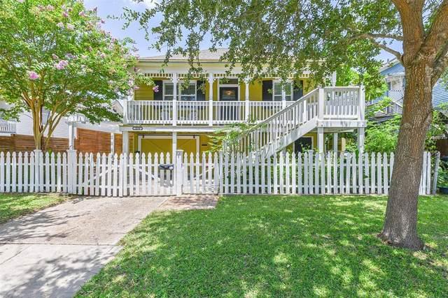 3506 Avenue P 1/2, Galveston, TX 77550 (MLS #67419980) :: Michele Harmon Team