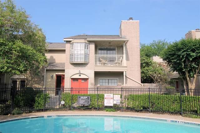 7350 Kirby Drive #33, Houston, TX 77030 (MLS #67429051) :: Keller Williams Realty
