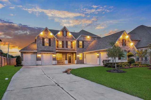1603 Twin Knolls Lane, League City, TX 77573 (MLS #67433016) :: The SOLD by George Team