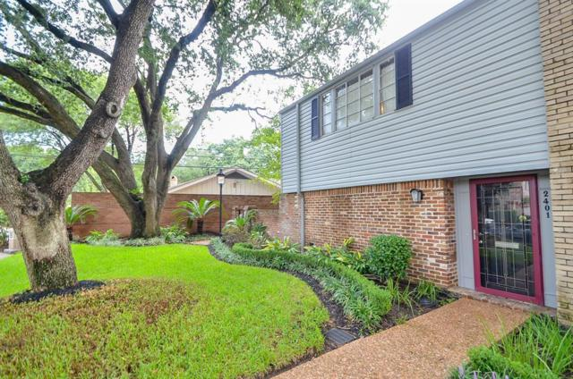 2401 Briar Ridge Drive, Houston, TX 77057 (MLS #67444885) :: The Heyl Group at Keller Williams
