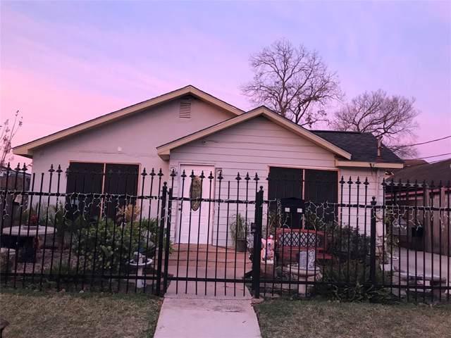 7427 Avenue L, Houston, TX 77011 (MLS #67446366) :: The Jennifer Wauhob Team