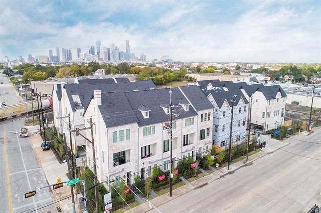 4020 University Grove Street, Houston, TX 77023 (MLS #67449064) :: The Sansone Group