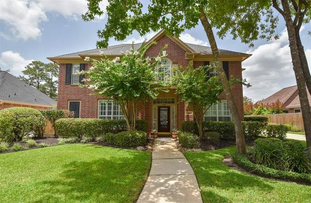 11814 Rue La Fontaine Drive, Tomball, TX 77377 (MLS #67465325) :: The SOLD by George Team