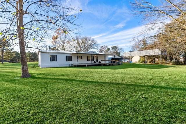 2679 County Road 2058, Hull, TX 77564 (MLS #67468082) :: Caskey Realty