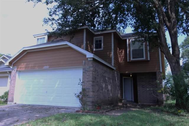1201 Chelsea Lane, Pearland, TX 77581 (MLS #67471479) :: Green Residential