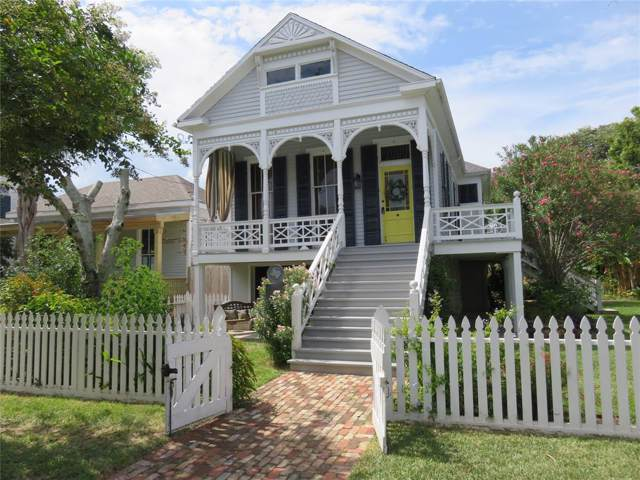 2008 Avenue N 1/2, Galveston, TX 77550 (MLS #67488518) :: The Heyl Group at Keller Williams