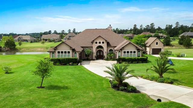 11692 Grand Pine Drive, Montgomery, TX 77356 (MLS #6750976) :: The Heyl Group at Keller Williams