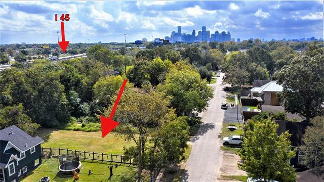 1110 Archer Street, Houston, TX 77009 (MLS #67512506) :: Texas Home Shop Realty