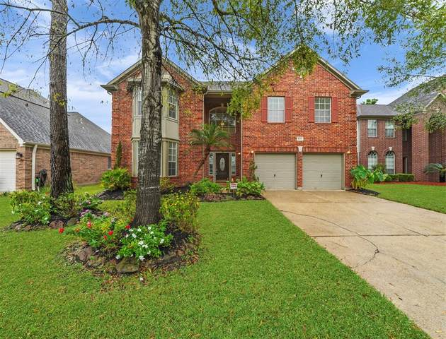 4127 S Webber Drive, Pearland, TX 77584 (MLS #6751679) :: The Freund Group