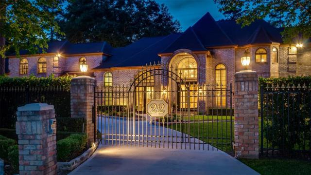 22 Grogans Point Road, The Woodlands, TX 77380 (MLS #67518418) :: Magnolia Realty