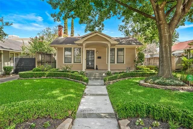 1014 Peden Street, Houston, TX 77006 (MLS #67524820) :: The SOLD by George Team