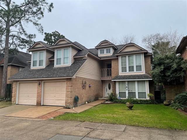 1565 Beaconshire Road, Houston, TX 77077 (MLS #67540547) :: The SOLD by George Team