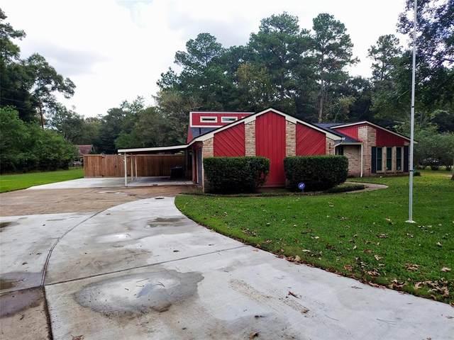 2511 Hummingbird Street, New Caney, TX 77357 (MLS #67546585) :: The Freund Group