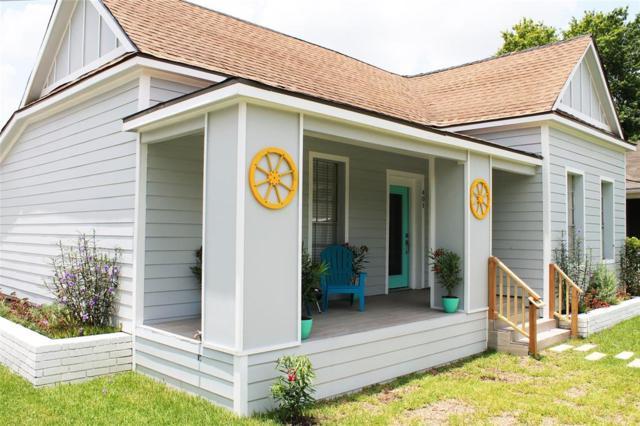 401 Walton Street, Houston, TX 77009 (MLS #67550766) :: Giorgi Real Estate Group