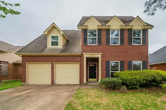 14403 Shannon Ridge Road, Houston, TX 77062 (MLS #67567661) :: Texas Home Shop Realty